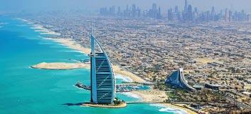 Dazzling Dubai