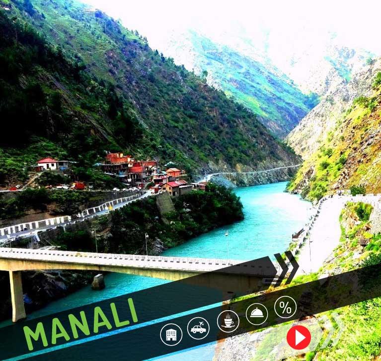 Kullu Manali Road